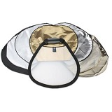 LASTOLITE 18-inch Mini TriFlip Kit 8:1 [3596] - Collapsible Reflector